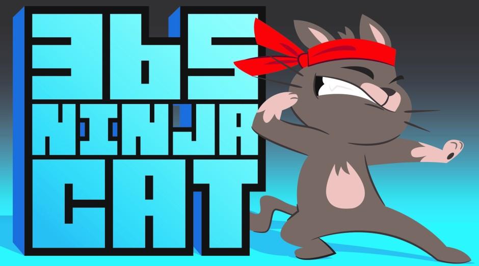 365 Ninja Cat 2
