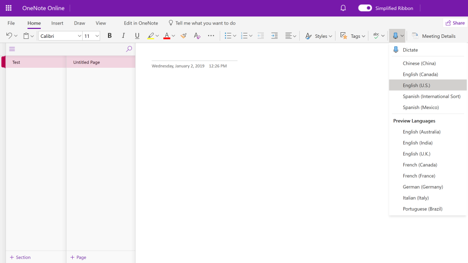OneNote Dictation 2.png