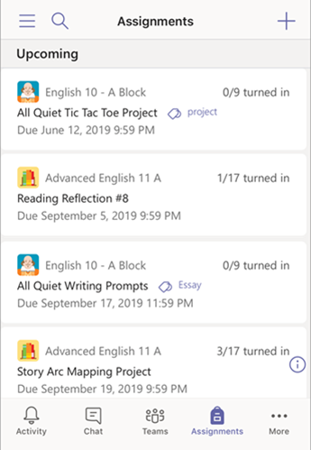 IOS AND ANDROID ASSIGNMENTS 1