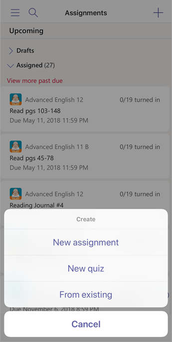 IOS AND ANDROID ASSIGNMENTS 6